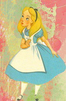 Alice in Wonderland!! :) yay its me lol