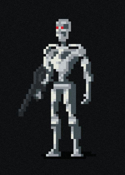 pixel art 1000