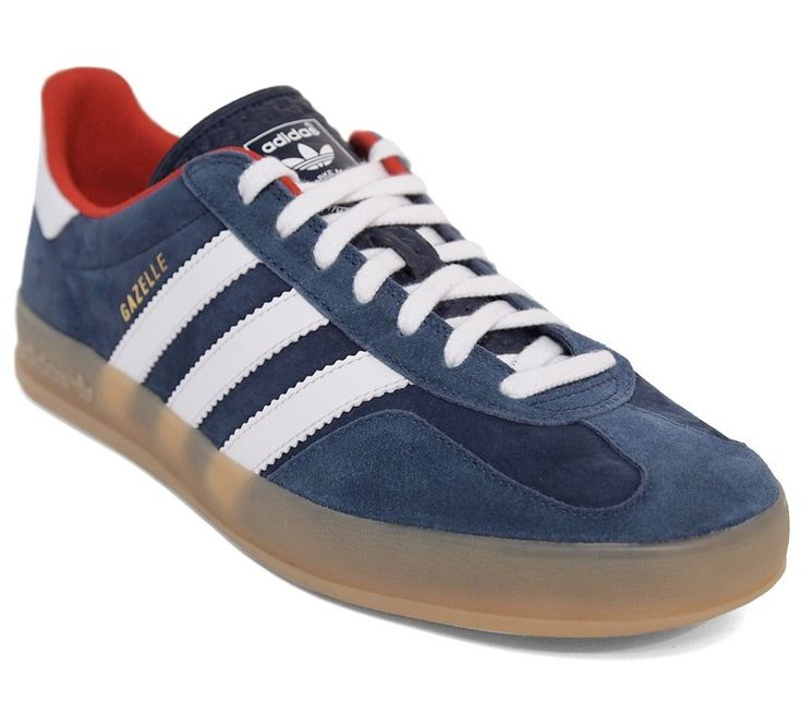 Adidas Gazelle Indoor - Team GB Edition :: Pre Order :: endclothing UK (1)