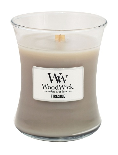 "WoodWick Candles. Zoe says, ""But not the kind that smell like anything you would eat, unless it's Green Tea Citrus from Cracker Barrel."""