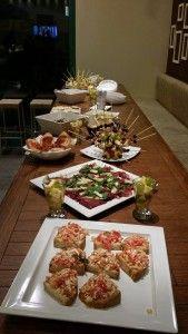 apericena al College House di Firenze #firenze #events #food #night