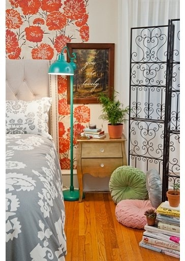 Has your bedroom gotten stale style-wise? Jordan Hughes gives you some ideas for a whole new look.Guest Room, Urbanoutfitters, Ideas, Urban Outfitters, Bedrooms Design, Dreams House, Apartments, Bedrooms Decor, Room Dividers