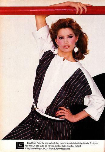 Guy Laroche 1983 | by moogirl2