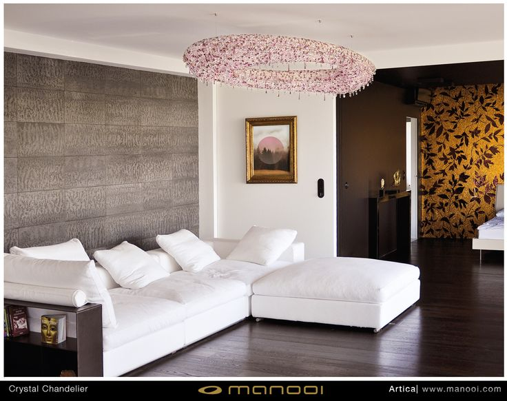 Artica crystal chandelier #Manooi #Chandelier #CrystalChandelier #Design #Lighting #Artica #luxury #furniture #interior