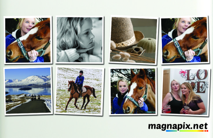 Fridge Magnets, Horses, Landscapes, Friends and Family - Order Now at http://magnapix.net/