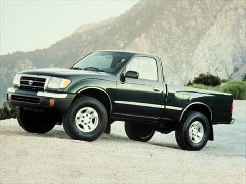 2002 Toyota Tacoma Review - http://whatmycarworth.com/2002-toyota-tacoma-review/