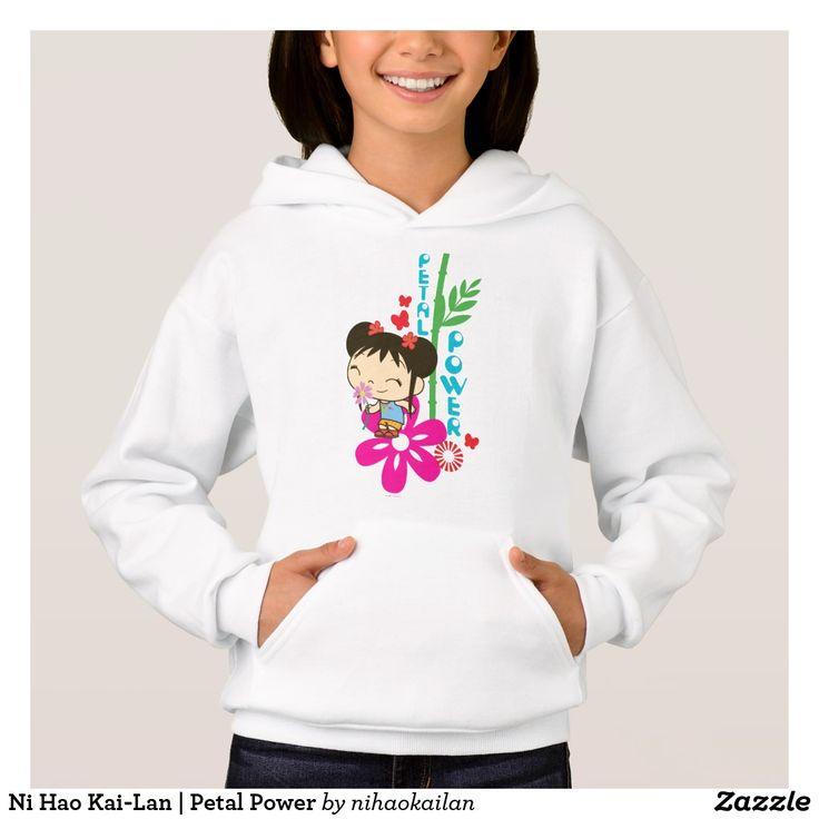 Ni Hao Kai-Lan | Petal Power. T-Shirt. Producto disponible en tienda Zazzle. Vestuario, moda. Product available in Zazzle store. Fashion wardrobe. Regalos, Gifts. Trendy tshirt. #camiseta #tshir