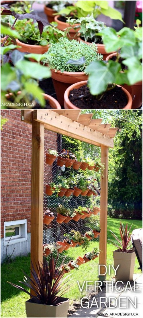 Best 25 diy herb garden ideas on pinterest indoor herbs Herb garden wall ideas
