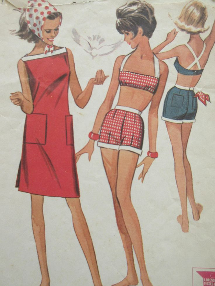 The 256 best Vintage 1960s Sewing Patterns images on Pinterest