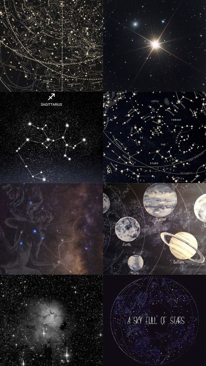 Space Astrology Background Lockscreen Anonymous Asked Hey Can You Make In 2020 With Images Aesthetic Pastel Wallpaper Planets Wallpaper Space Phone Wallpaper