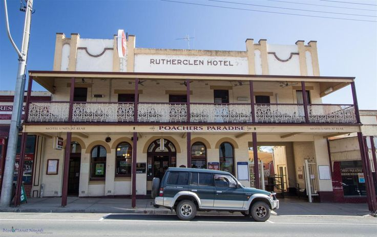 Rutherglen Hotel, Victoria