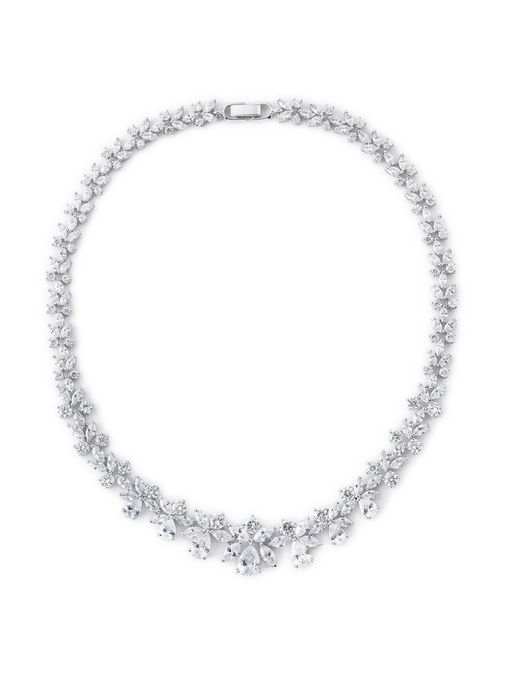 Sposabella - this stunning necklace will be amazing with a strapless wedding dress
