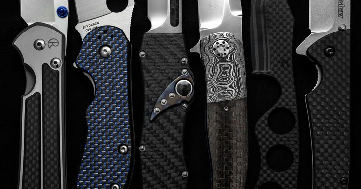 Carbon Fiber Knives & History of Carbon Fiber | The Knife Blog