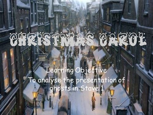 Charles Dickens 19th century literature A Christmas Carol AQA GCSE English Literature new spec for KS4
