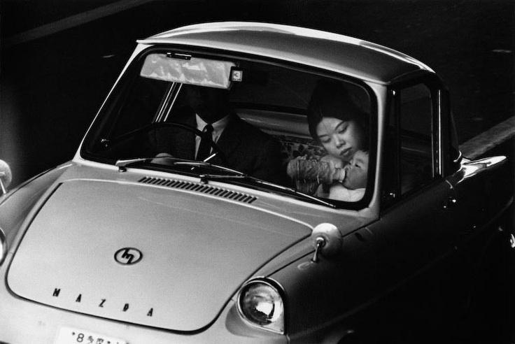 Yutaka Takanashi, Loop road 7, Suginami-Ku, 1965, Galerie Priska ©