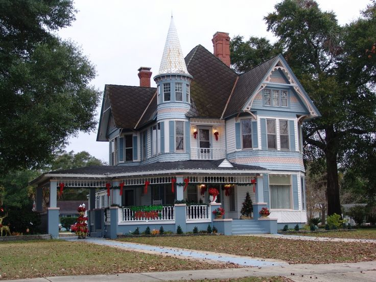 Old Victorian in Florida