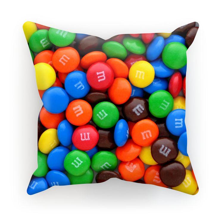 Marble Chocolate Cushion
