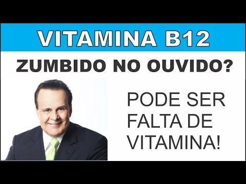 Dr. Lair Ribeiro: zumbido no ouvido? Pode ser falta de Vitamina B12 - YouTube