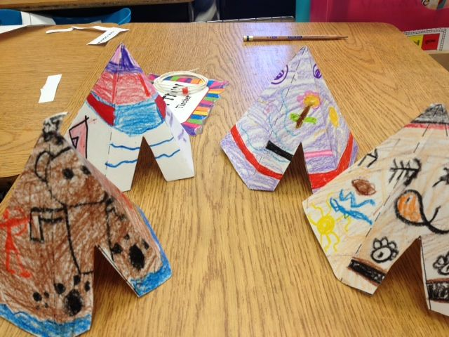 Buzzing About Second Grade: Native Americans