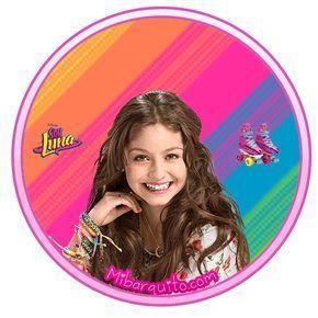 Candy Bar imprimible de Soy Luna