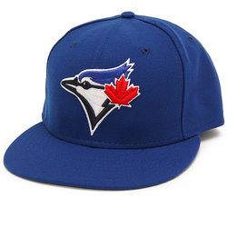 Toronto Blue Jays Authentic Game Cap by New Era