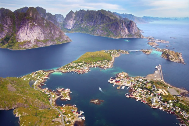 amazing view        #Norway #Scandinavia #landscapes #fjords