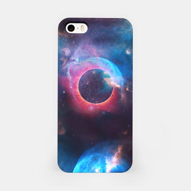 Nebula iPhone Case, Live Heroes