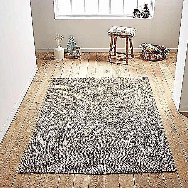 Tapis Jute Rectangulaire Aftas Animal Print Rug Decor Rugs