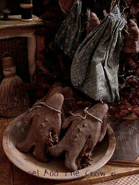 1226 Best Images About Primitive Colonial Christmas On