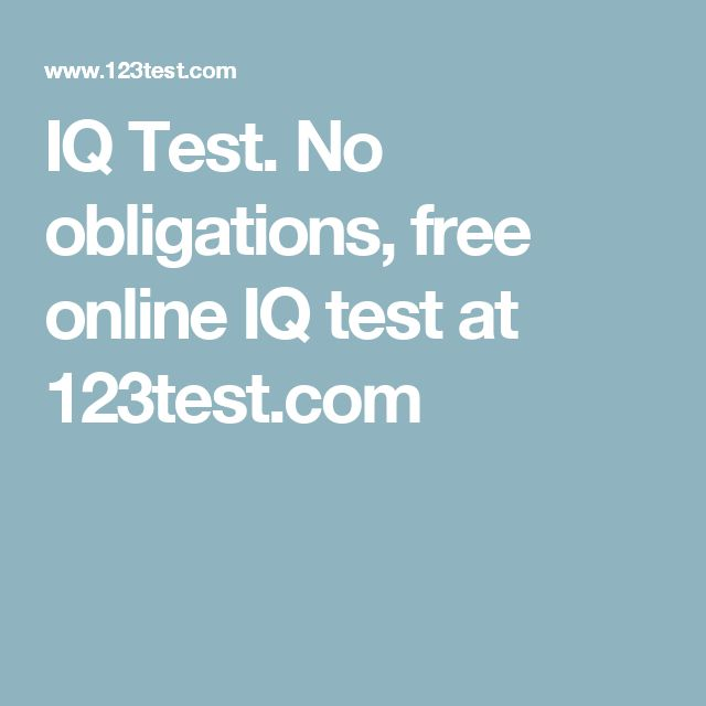 Best 25 test iq free ideas on pinterest take an iq test test get your iq score fast and accurate test how smart you are in just a few minutes with this short online iq test fandeluxe Ebook collections