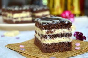 Prajitura cu cacao si mascarpone | Miremirc | ... bucataria in imagini