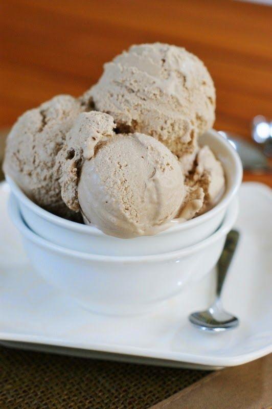 Easy, 3-Ingredient Chocolate Ice Cream ~ no machine needed.      www.thekitchenismyplayground.com