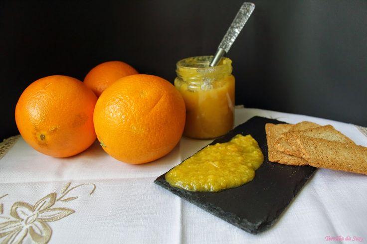 Orange Curd | Tertúlia da Susy