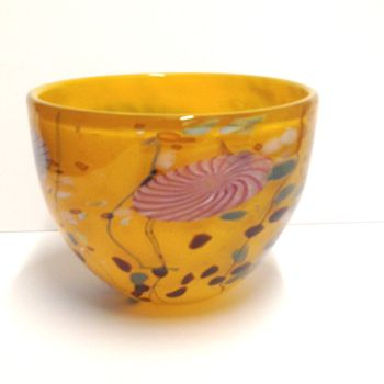 The area between the sea and the land inspired this unique  flotsum vase, sold by the WOW Gallery, Dorking