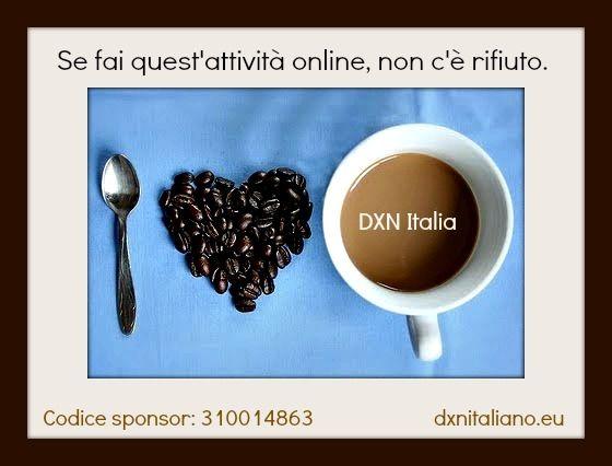 Associarsi all'attivitá DXN