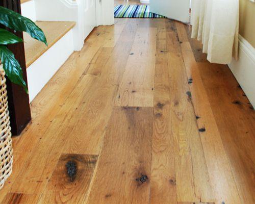 17 best images about hardwood flooring on pinterest wide for Salvaged oak flooring