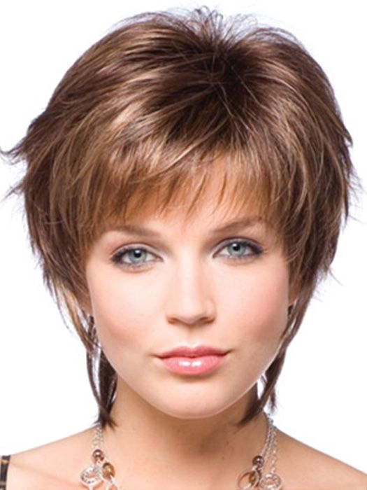 New Short Shaggy Hairstyles Haircuts Pinterest