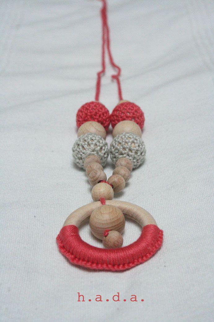 korall Nursing necklace