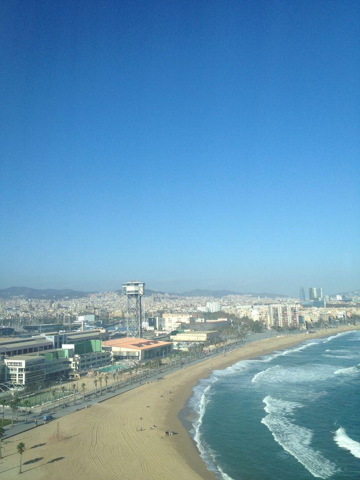 W Hotel, Barcelona, November 2012