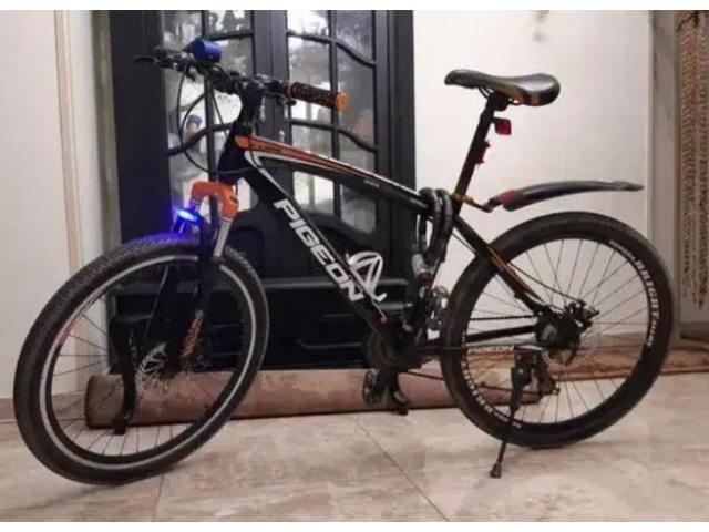 للبيع دراجة بيجو 8 سرعات بحالة الجديدة Bicycle Vehicles