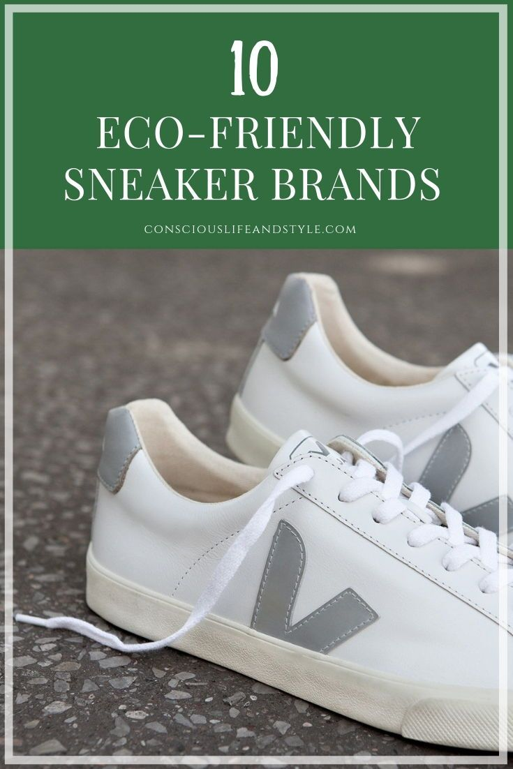 10 Cool Sneaker Brands with Sustainably