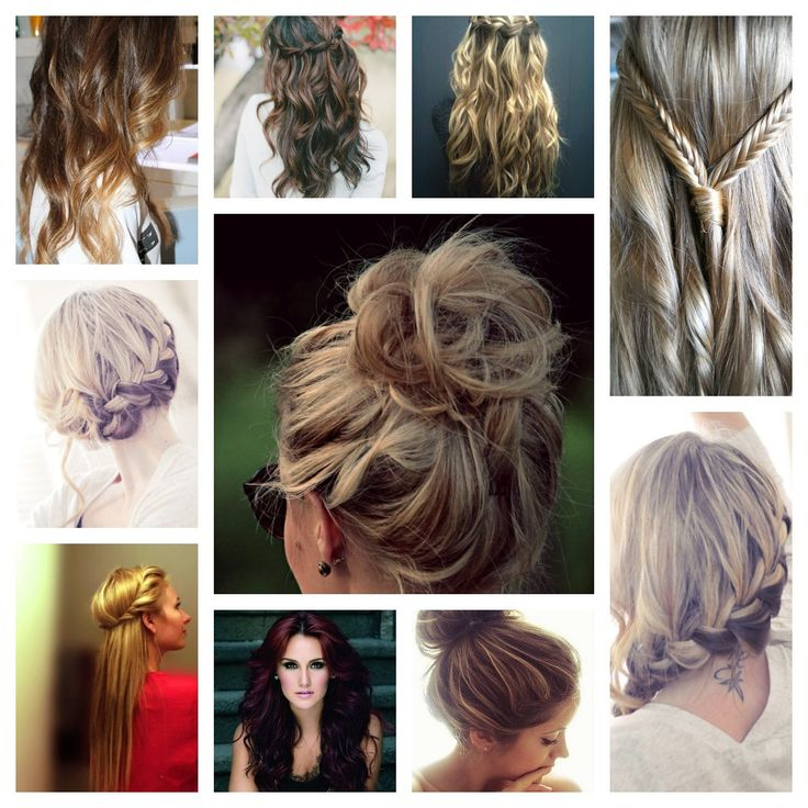 84 best hair style images on Pinterest | Hair make up, Hairdos and ...