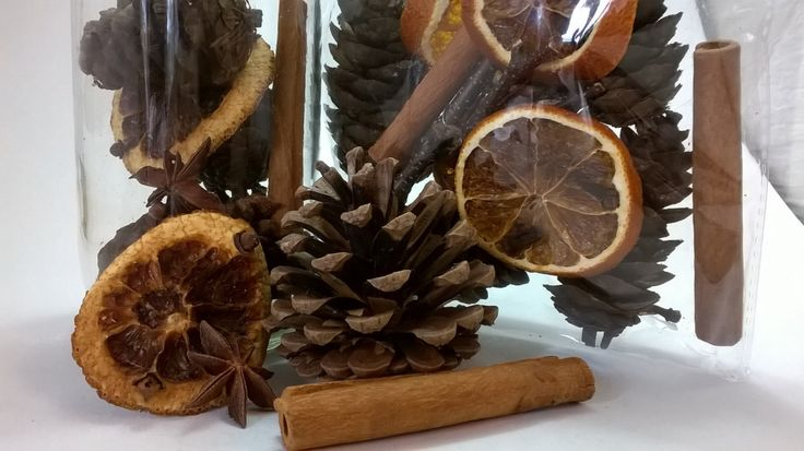 Spirit of Christmas - Natural scented Pot-pourri - Scent of Christmas by artofcandles on Etsy