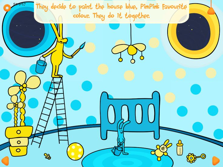 Everything is easier when done together! Enjoy working together with PimPim and his family from the #yellowbigmoon