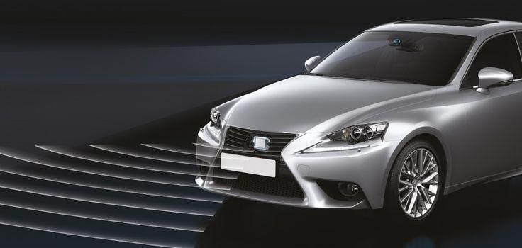 Lexus A-PCS: il miglior Sistema di Sicurezza Attiva secondo ADAC   in Italia 24
