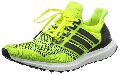 Oferta: 180€ Dto: -7%. Comprar Ofertas de adidas Ultra Boost M - Zapatillas de running para hombre, color lima / negro, talla 43 1/3 barato. ¡Mira las ofertas!