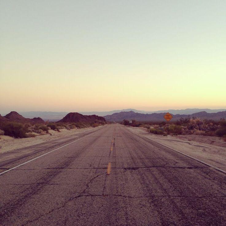 Road Trip - Mojave Desert Preserve