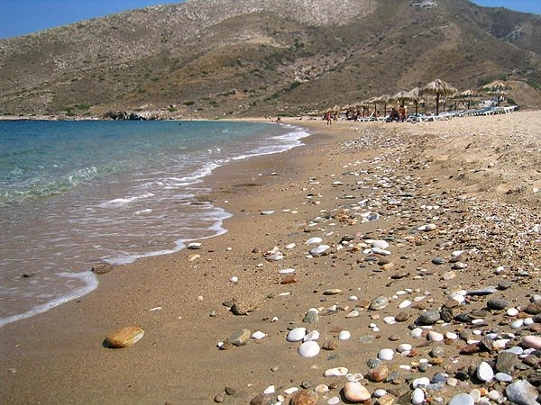 Agia Theodoti beach, Ios island, Greece
