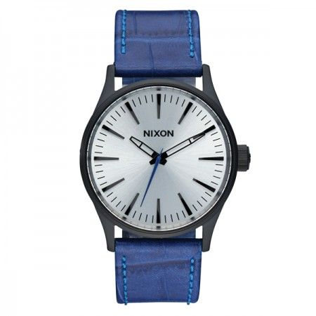 A3772131 Nixon Sentry 38 Leather  Visit our store: www.watchworldindonesia.com