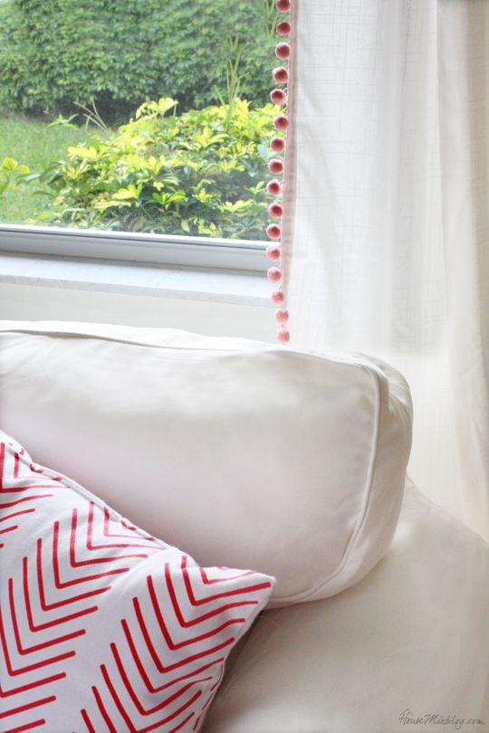 31 best Gardinen nähen images on Pinterest | Gardinen nähen, Fenster ...